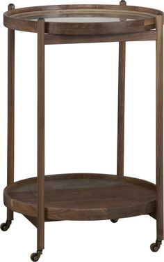 Bix Bar Cart  | Crate and Barrel