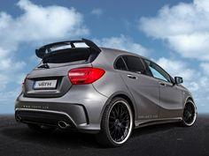 425 PS im Mercedes-Benz A45 AMG von VÄTH #tuned