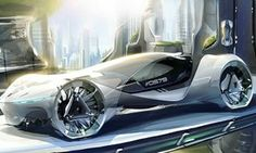 Biomimicry and Mobility 2025 - ideas from the LA Auto Show 2013