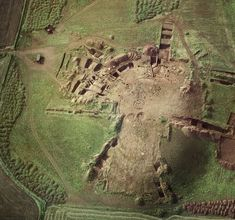 Broxmouth Iron Age Fort -- Archaeologists say fragments of tools or weapons excavated from Scotland's Broxmouth Iron Age hill fort were forged from high carbon steel, and are the earliest such artifacts in the British Isles.