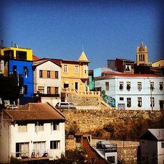 Apuntes y Viajes: Otoño en Playa Ancha