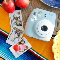 Appareil photo, Instax mini 8, bleu - FujiFilm