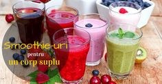 Fruit smoothies are a popular refreshment not only for adults but even for the little ones as well. With their natural sweet flavors, it is no wonder that many children love fruit smoothies and can… Energy Smoothies, Good Smoothies, Organic Smoothies, Breakfast Smoothies, Superfood Smoothies, Healthy Drinks, Healthy Snacks, Healthy Breakfasts, Healthy Skin