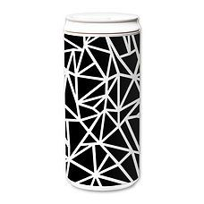 ECO Can x ProjectM, is a 450ml travel mug with a screw cap & swivel tab on top. Made of 100% natural materials, mainly corn starch extract, ZERO petroleum-base plastic, BPA free, microwave & dishwasher (top rack) safe = ECO with Creativity!