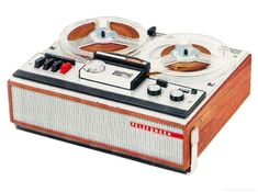 Telefunken Magnetophon 203 - Manual - Tape Recorder - HiFi Engine Tape Recorder, Turntable, Manual, Deck, Audio, Digital, Storage, Vintage, Products