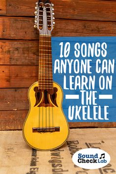 Here are some of the most basic and easiest songs that beginners can play on a ukulele. Ukulele Fingerpicking Songs, Guitar Chords For Songs, Uke Songs, Ukulele Tabs, Ukulele Songs Popular, Easy Ukelele Songs, Ukulele Songs Beginner, Ukulele Worship Songs, Musical