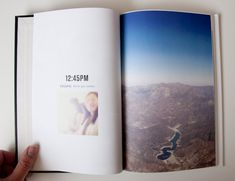 6x9 photo book of a trip, using only iphone pics // paislee press