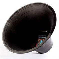 Change Record Phone Amplifier now featured on Fab.