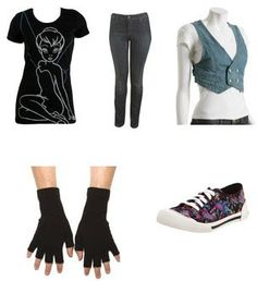 Cute School Clothes for Teens | Emo clothes for girls