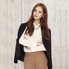 Seohyun's pretty promotional picture for MIXXO