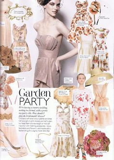 Garden Party Dresses What To Wear A Fl Shirts And Parties