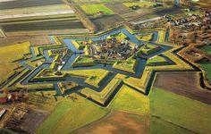 Star field, Netherlands