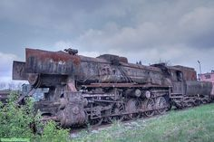 This is a wicked train!  Kriegslokomotiven were German 'war locomotives',
