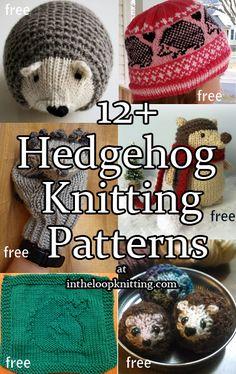 Teddy Bear Knitting Patterns- In the Loop Knitting Knitting Patterns Free Dog, Teddy Bear Knitting Pattern, Knitted Doll Patterns, Knitted Dolls, Free Knitting, Crochet Patterns, Knitting Toys, Knit Or Crochet, Crochet Crafts