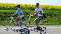 Bike & Wine in Dealu Mare area