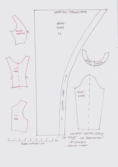 Free Printable Doll Clothes Patterns | Free doll clothes patterns including patterns for 18 inch dolls ...