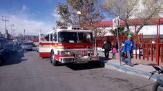 Fuga de gas en el Centro de Cancerología moviliza a Bomberos | El Puntero
