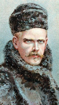 Fridtjof Nansen was a famous Norwegian polar explorer, scientist, diplomat, and even a Nobel Peace Prize laureate. Norwegian People, Craters On The Moon, Nobel Peace Prize, Zoology, Time Travel, Norway