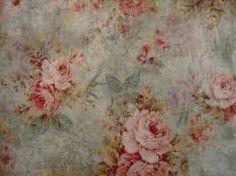 Image result for red vintage floral wallpaper