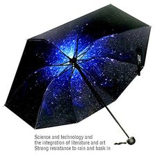 I just bought this and love it. Umbrella, automatic folding travel Creative Star umbrella compact automatic open close umbrella, sky . you can see what others said about it here http://bridgerguide.com/umbrella-automatic-folding-travel-creative-star-umbrella-compact-automatic-open-close-umbrella-sky/