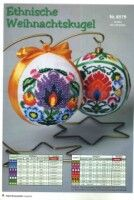 Gallery.ru / Фото #5 - 32 - kento Tapestry Crochet, Xmas, Christmas Ornaments, Cross Stitch Flowers, Crochet Earrings, Decorative Plates, Embroidery, Holiday Decor, Zoom Zoom