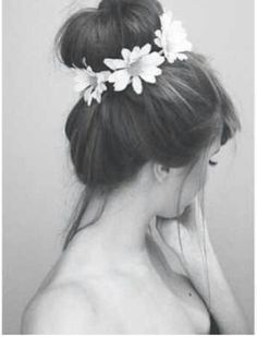 Flowers in your hair {Lumineers}