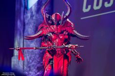 The Most Mind-Blowing and Astonishing Cosplay From BlizzCon 2015!