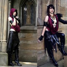 dragon age cosplay (source needed)