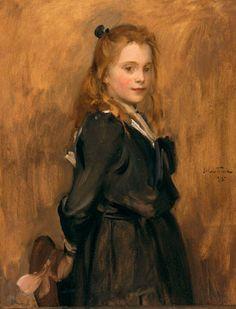 Marion Lorna Guthrie, 1872, Sir James Guthrie (1859-1930)