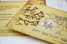 Custom Designed Stationery Items with Laser Cutting Detail See more here: https://www.facebook.com/media/set/?set=a.816172675059990.1073741837.227620510581879&type=3