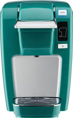 Keurig - K15 Single-Serve Coffee Maker - Jade green