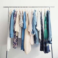 """""""Everyone has his own style. When you have found it, you should stick with it."""" - Audrey Hepburn  Yesterday I released my new eBook, Creating a Capsule Wardrobe. This easy to follow guide will help you to transform your closet, in only three days!"""