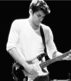 John Mayer- He kind of annoys me and then he picks up a guitar, starts singing, and... oh. yeah. John-Frickin'-Mayer!!!