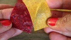 Nyttiga frukt- och bärremmar
