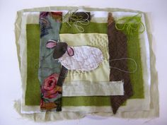 28 best textile images fabric art embroidery thrifting