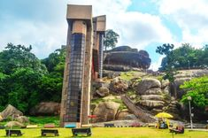 10 Nigerian Holidays That Are Better Than Going Abroad - If you want to enjoy a memorable and exciting holiday, the famous Olumo Rock located in Abeokuta, about an hour drive from Lagos is a must-see destination.