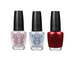Glamour magazine featured OPI in their Big Nail Trend From Fashion Week. Base Natural, Winter Must Haves, Nail Polish Sets, Glamour Magazine, Nail Trends, Opi, Flora, Lipstick, Nails