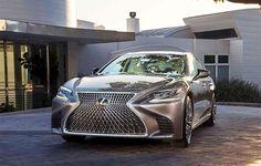 2019 Lexus LS 500 Concept, Specs and Performance