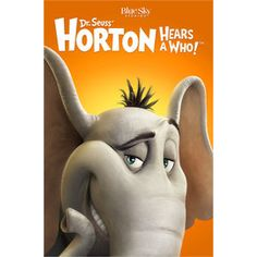 Dr. Seuss' Horton Hears a Who! by Jimmy Hayward & Steve Martino