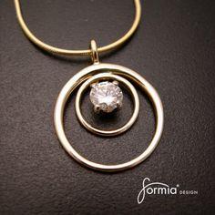 Grandmas wedding ring pendant ring set made into a pendant Old Jewelry, Photo Jewelry, Pendant Jewelry, Jewelry Rings, Fine Jewelry, Jewellery, Pendant Necklace, Wedding Ring Necklaces, Wedding Rings
