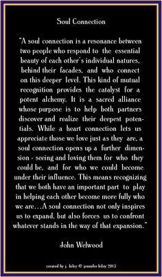 soul connection by j. kiley (c) jennifer kiley ❤️☀️