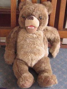 Viacom-16-034-Marice-Sendak-TALKS-amp-LAUGHS-Plush-LITTLE-Bear-12