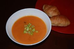 My space for new creations: My goto tomtato soup recipe