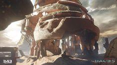 ArtStation - Halo 5 - Temple, Ignacio Guajardo Unanue