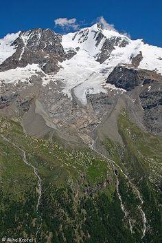 Mt. Gran Paradiso, Gran Paradiso National Park, Western Alps, Italy
