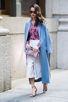Spring Duster Coat - What the Chung?