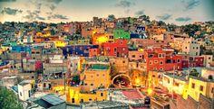Se promener dans une ville colorée I #Mexique I