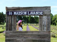 These fields were made for day-dreaming. #MaisonLavande