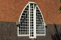typisch Amsterdamsche School ramen School, Ramen, Amsterdam