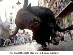 Omg!!!!Not a Kodak moment!!